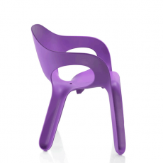 Chaise Easy Chair Violet Magis JardinChic