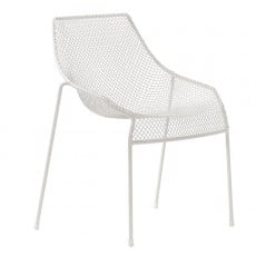 Lot de 2 Chaises Heaven Blanc Emu JardinChic