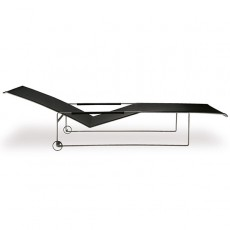 Chaise Lounge Cima Fuera Dentro JardinChic