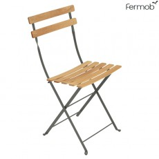 Chaise Naturel Bistro Romarin Fermob Jardinchic