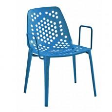 Lot de 2 Chaises Pattern avec accoudoirs Emu JardinChic