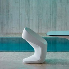 Chaise Ufo Blanc Vondom Jardinchic