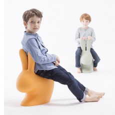 Chaises pour enfant Rabbit Chair Baby Qeeboo Jardinchic