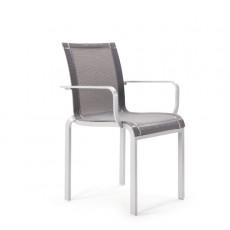 Chaise Repas avec Accoudoirs Tandem Ambiance EGO Paris JardinChic