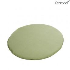 Coussin d'assise pour Fauteuil 1900 Vert Aneth Fermob Jardinchic