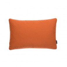 Coussin Sunny pale orange grey Pappelina jardinchic