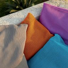 Coussins Morfeo Dove, Orange, Lilac et Turquoise Myyour Jardinchic