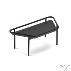 Demi Table Basse Hive EGO Paris JardinChic (structure et plateau coloris sur demande, nous contacter)