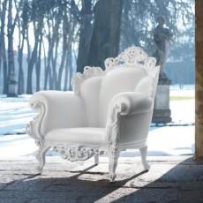 Fauteuil Proust Blanc Magis JardinChic