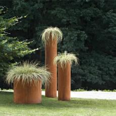 Pots Cohiba Corten De Castelli Jardinchic