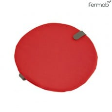 Galette Color Mix Ø40cm Rouge Candy Fermob Jardinchic