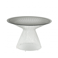 Table Ronde Ø 120 Heaven Blanc Emu JardinChic
