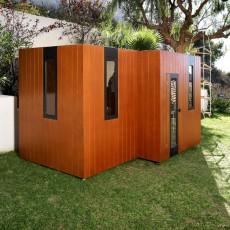 Cabane Hobikken Maxi SmartPlayhouse Extérieur JardinChic