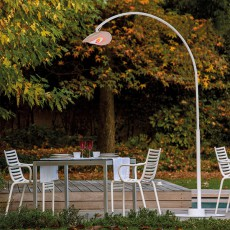 Lampadaire Chauffant Pour Table Hotdoor Phormalab JardinChic