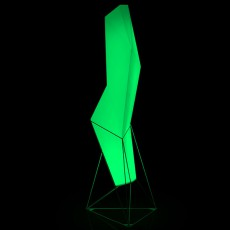 Lampadaire Faz LED RGB Vondom JardinChic