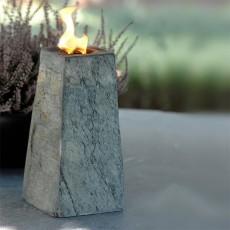 Lampe A Huile En Granit H30 Chicago Aristo JardinChic
