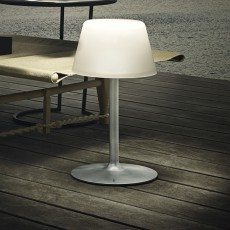 Lampes Solaires Sunlight Lounge Small et Large et Lampe de Table Solaire Sunlight Eva Solo Jardinchic