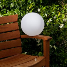 Boule Lumineuse Pearl Smart and Green JardinChic