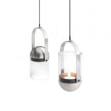 Lanterne Gravity Candle à Suspendre Hofats Jardinchic