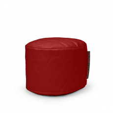 Pouf Mini Premium Molletonné Dark Red Pusku Pusku Jardinchic