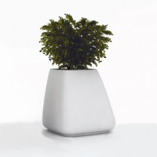 Pot Moma Medium Blanc Vondom JardinChic