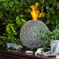 Photophore Marlon Jona Fire JardinChic