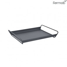 Plateau Alto 53x38,5cm Carbone Fermob Jardinchic