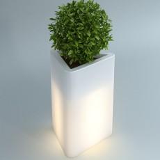 Pot Triton H68cm Lumineux Pdconcept Jardinchic