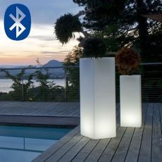 Pots Lumineux Mambo Bluetooth® Smart And Green Jardinchic