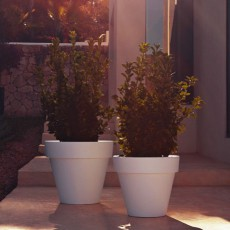Pots Maceta Blancs 60cm et 80cm Vondom JardinChic