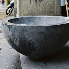Pot Zinc Bowl Domani Jardinchic