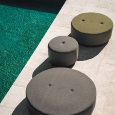 Poufs Double Roda JardinChic