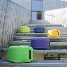 Poufs Boo Fresh, Purple, Yellow, Navy et Lime Pusku Pusku Jardinchic