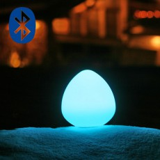 Lampe Flottante Rock Zoom Smart and Green JardinChic
