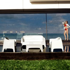 Salon De Jardin Solid Vondom JardinChic