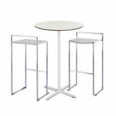 Table de Bar RAB et Tabouret de bar SGA01 Coro - JArdinChic