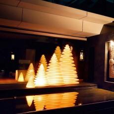 Sapins Lumineux RGB Chrismy Vondom Jardinchic