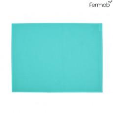 Set de table 35x45cm Bleu Lagune Fermob Jardinchic