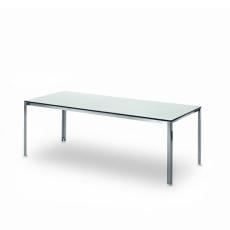 Table Rectangulaire Shot Plateau Stratifié Coro Jardinchic