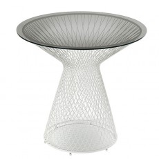 Table Ronde Ø 80 Heaven Blanc Cassé Emu JardinChic