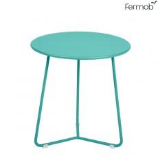 Table d'Appoint Cocotte Bleu Lagune Fermob Jardinchic