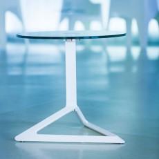 Table Avec Plateau En Verre H73cm Delta Vondom JardinChic
