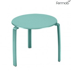 Table Basse Alizé Bleu Lagune Fermob Jardinchic