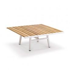 Table Basse Pilotis 100x100cm Vlaemynck Jardinchic