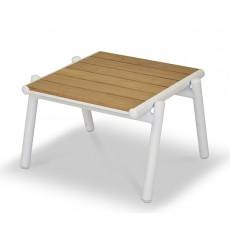 Table Basse Pilotis 54x48cm Vlaemynck Jardinchic