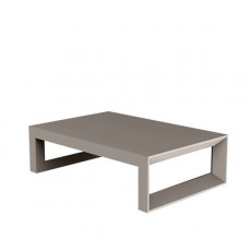 Table Basse Frame Taupe Vondom Jardinchic