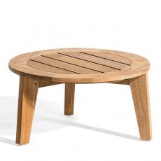 Table Basse Attol Teck H26cm Oasiq Jardinchic