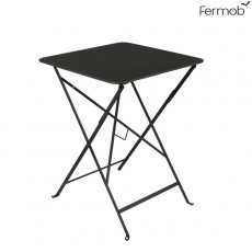 Table Bistro 57 x 57cm Réglisse Fermob Jardinchic