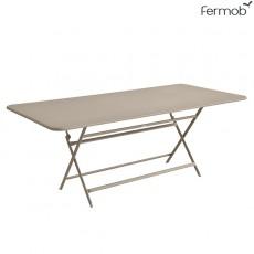 Table Caractère 90 x 190cm Muscade Fermob Jardinchic