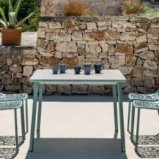 Table Carrée Tile Fast JardinChic